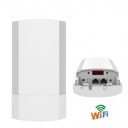 OAP80H 802.3AC 5G 900Mbps Outdoor CPE APPTP 1~2KM Wireless Access Point WiFi Bridge Repeater Router
