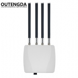 HW9563H 1200Mbps Wave2.0 802.11AC 2.4G&5Ghz wireless wifi outdoor access point AP High-power signal coverage equipment